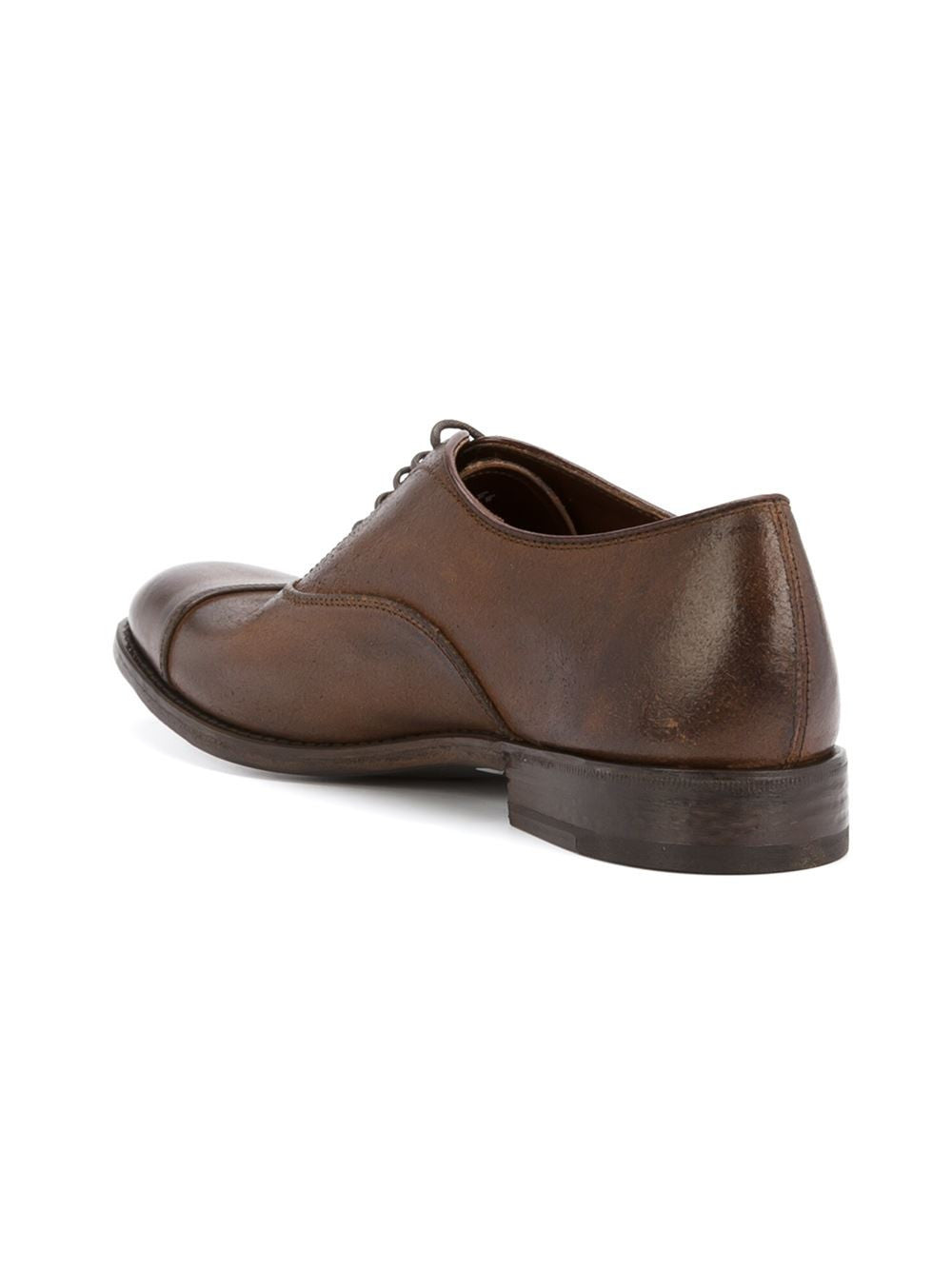 Leather Oxford | 66302