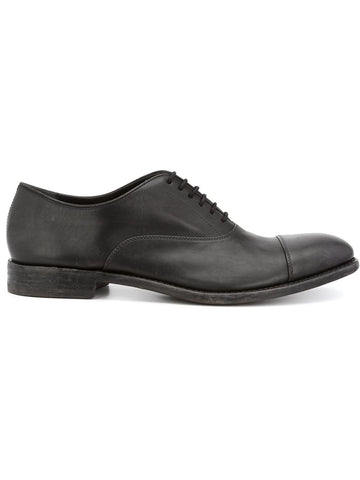 Leather Oxford | 66302H