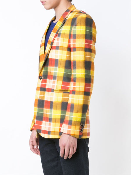 Plaid Blazer | PPXC 1590 334