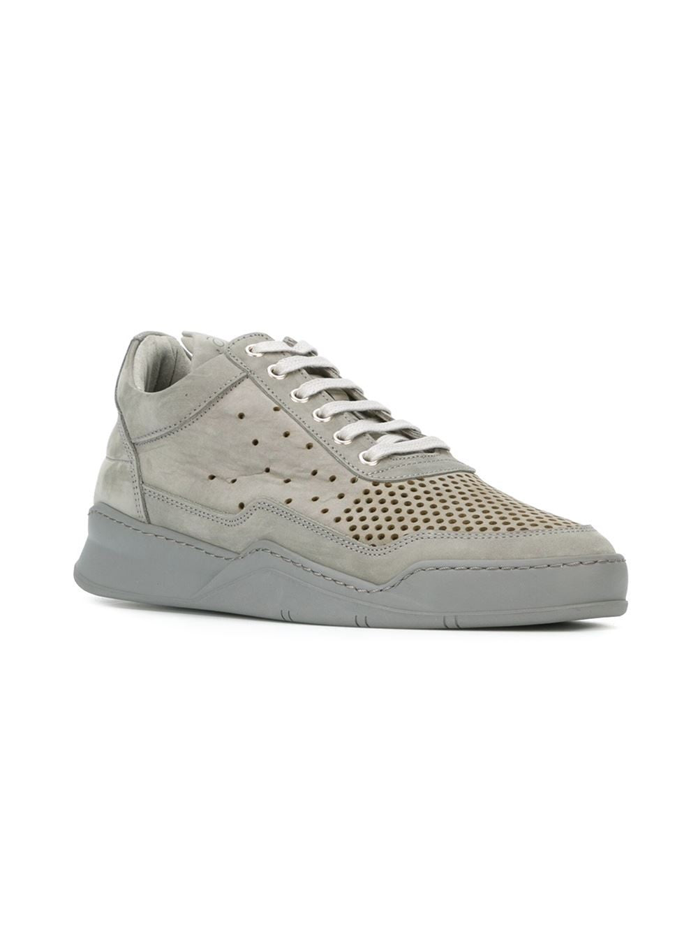 Midtop Leather Trainer | 1010161