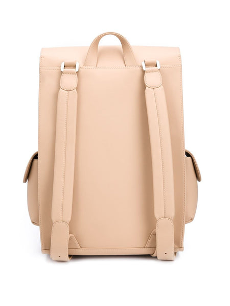 Leather Voyager Knapsack | VLSVP001