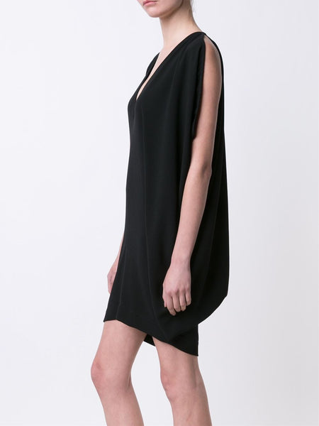 Cape-Back Dress | PH16S4508 Y