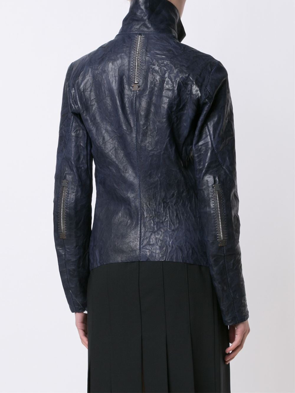 'Imprudente' Leather Jacket | IMPRUDENTE