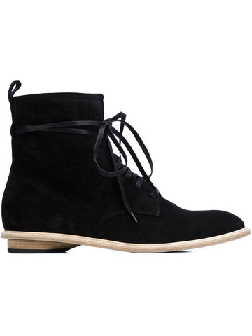 Reverse Leather 'Rebel' Boot | VSRB007 REBEL HIGH