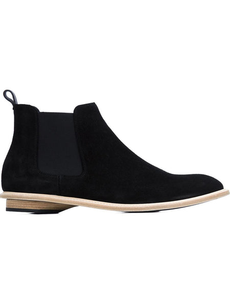 Reverse Leather 'Teddy' Chelsea Boot | VSTB004 TEDDY