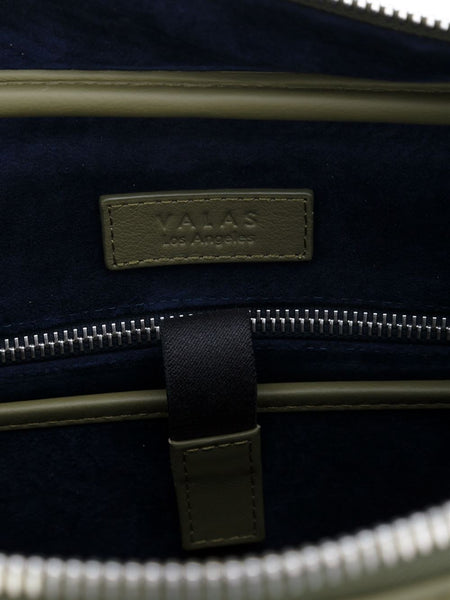 Leather 'Explorer' Bag | VLSEO001 EXPLORER