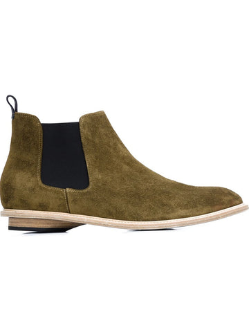 Reverse Leather 'Teddy' Chelsea Boot | VSTO001 TEDDY