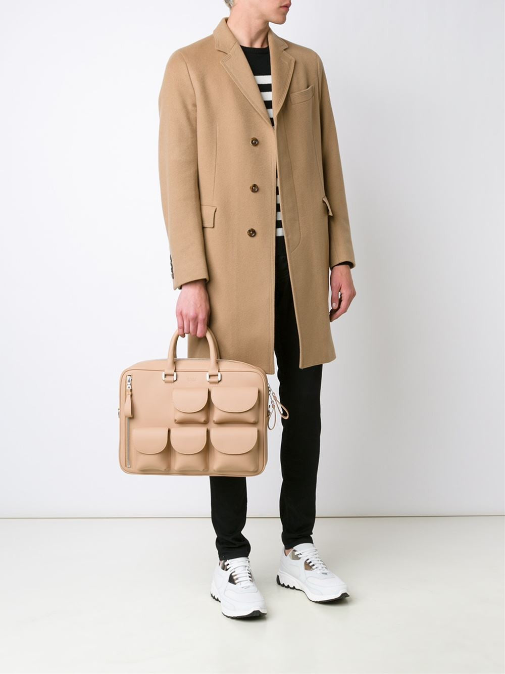 Leather 'Explorer' Bag | VLSEP001 EXPLORER