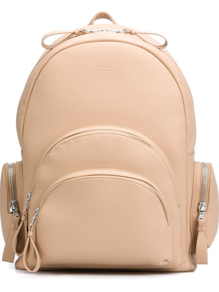 Leather 'Rockefeller' Backpack | VLSRP001 ROCKEFELLER