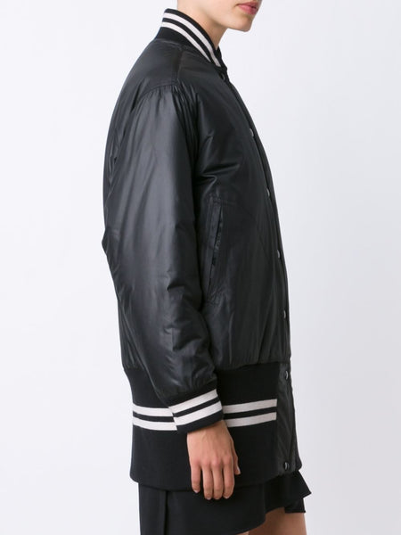 Oversized Coaches Jacket | S52AM0038 S43031