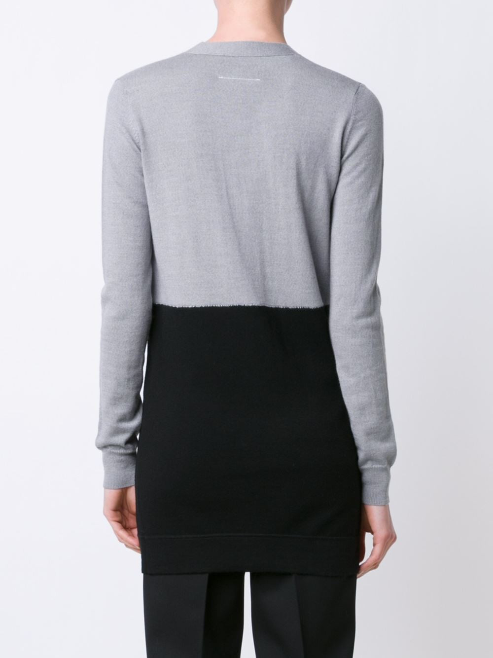 Long Wool Sweater | S52HA0066 S15673