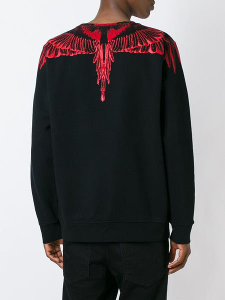 Embroidered Wingspan Pullover | CMBA009F16002222