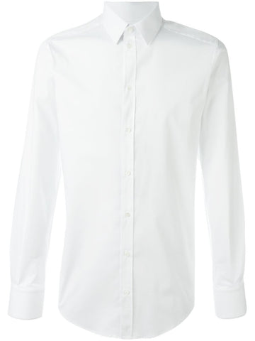 Tailored Stretch-Cotton Shirt | G5DM6T-FUEAJ
