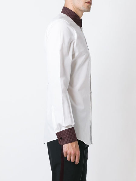 Contrast Collar Shirt | G5DM6T-GE490