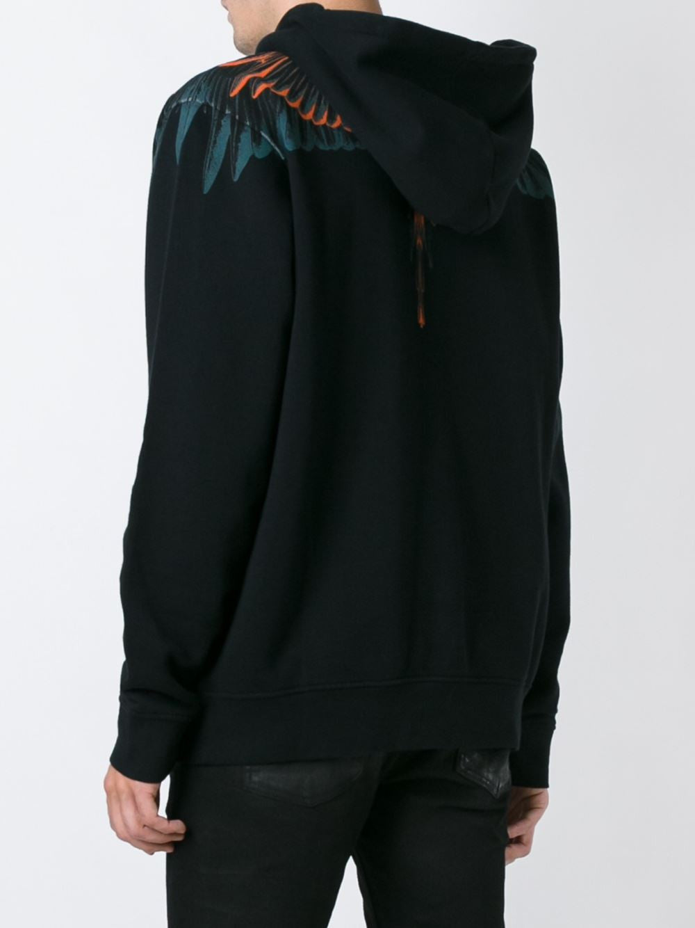 Wingspan Graphic Hoodie | CMBB007F16002027