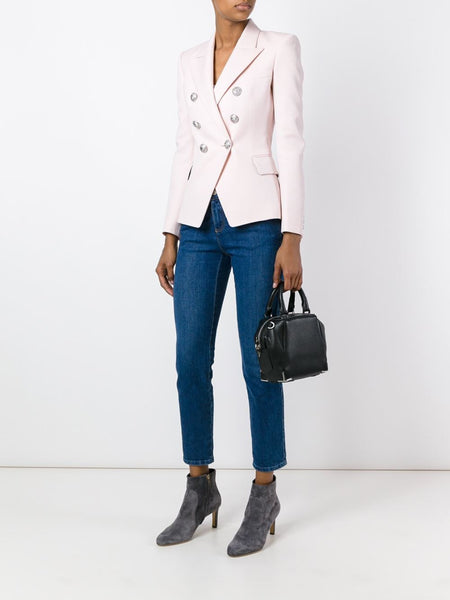 Double-Breasted Blazer | 7148 104L