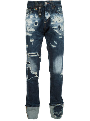 Distressed Skinny Jean | HD100617