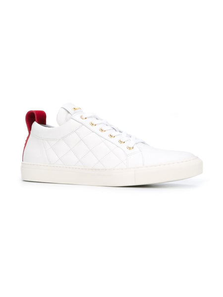 Quilted Low-Top Sneaker | W6HT322D649