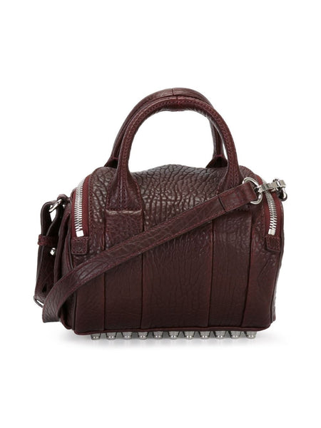 Leather 'Rockie' Bag | 20S0218