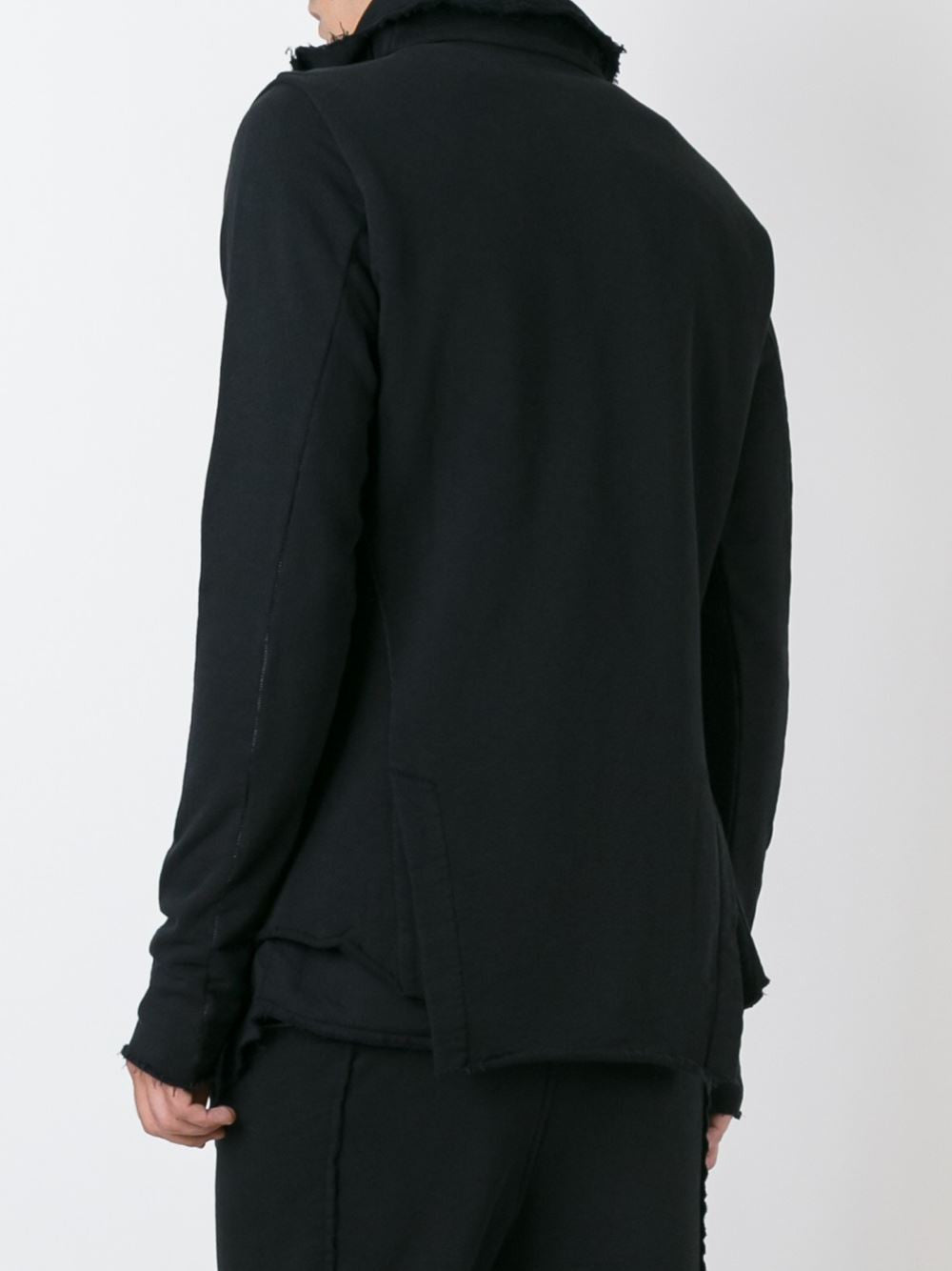 Zipped Cotton Jacket | MSJ233