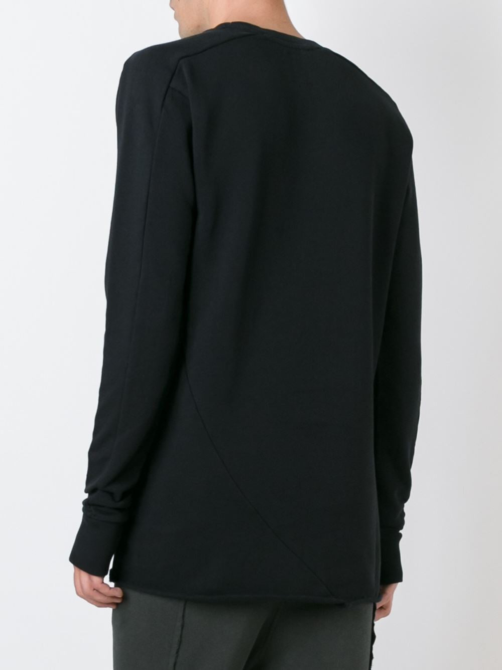 Cotton Pullover | MS140