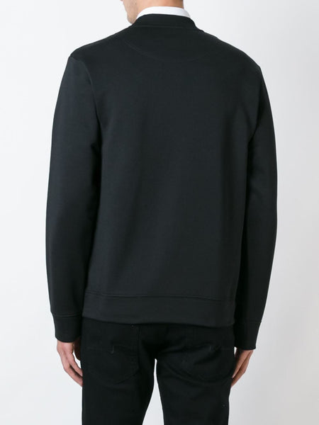 Embroidered Pullover | F665SW1364MB