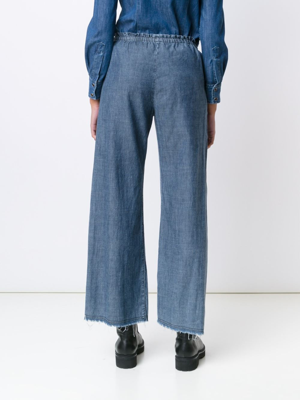 Relaxed Denim Pant | Y63-6337