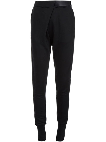 Slim Cotton-Blend Trouser | 1602-2452-P-240-099
