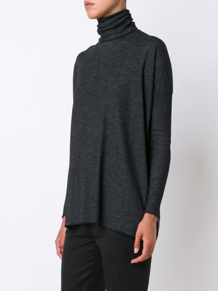 Roll Neck Pullover | S32GC0431 STN647