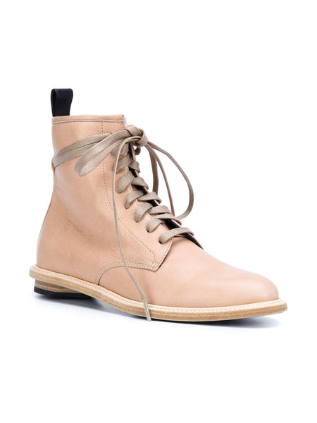Leather 'Rebel High' Ankle Boot | VSRP001 REBEL HIGH