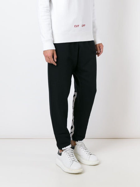 Graphic French Terry Jogger | OMCA-008F16-003026 BRUSHED D
