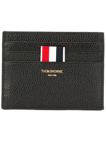 Pebble Grain Cardholder | MAW031L-00198 001