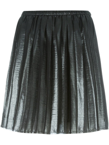 Pleated Skirt | MANDA JU0559-16A025E
