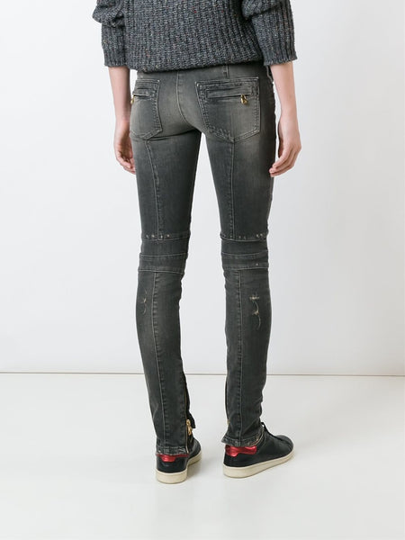 High Waisted Skinny Jean | 5160 319N