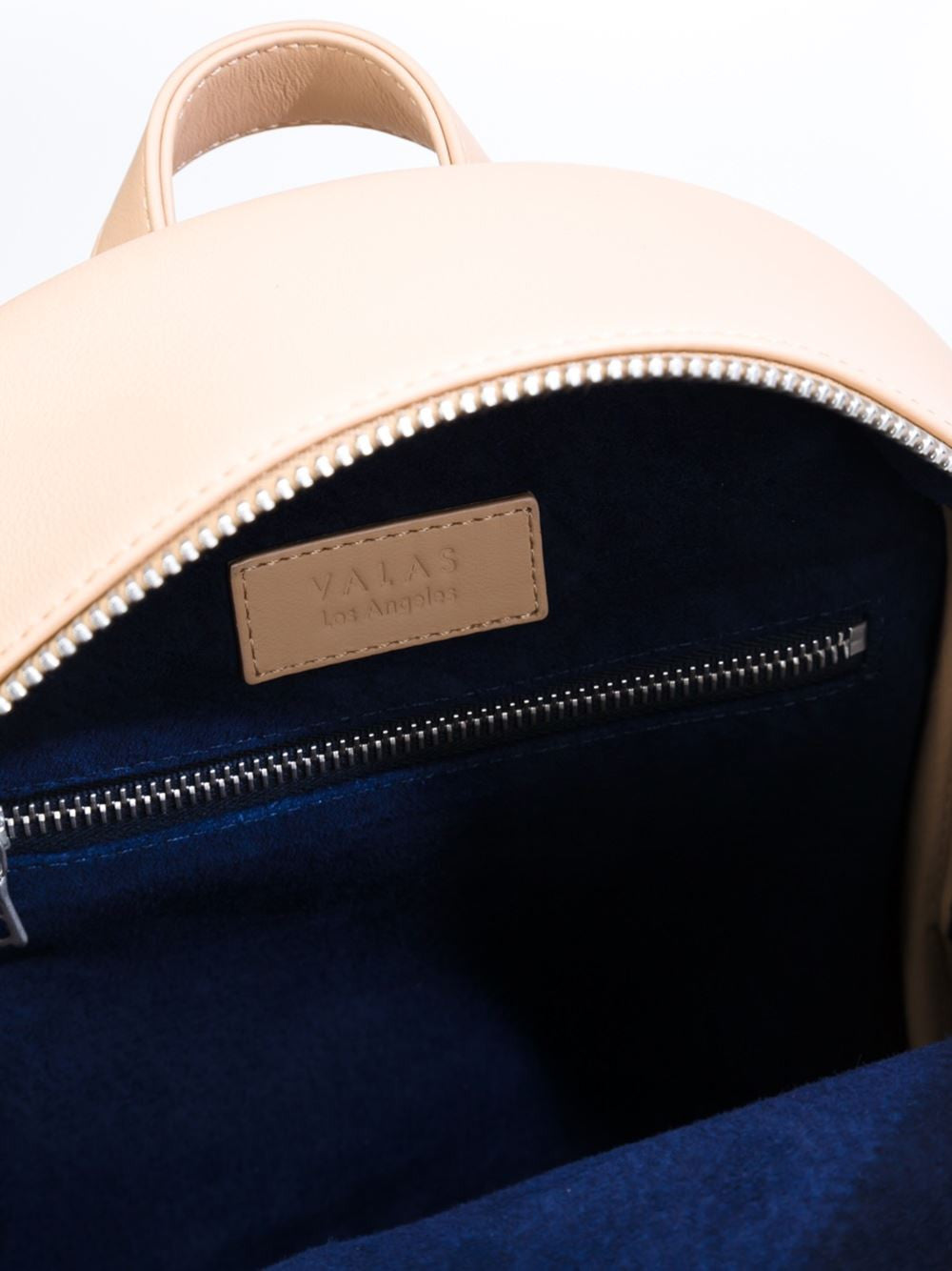 Leather 'Micro Rockefeller' Backpack | VLSMR003 MICRO ROCKEFELLER