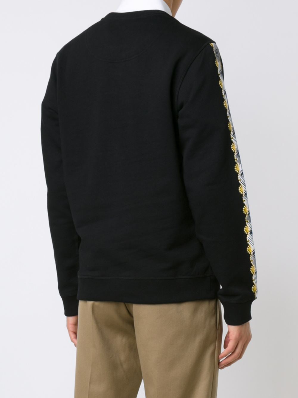 Ebroidered Eye Pullover | F665SW0064XM