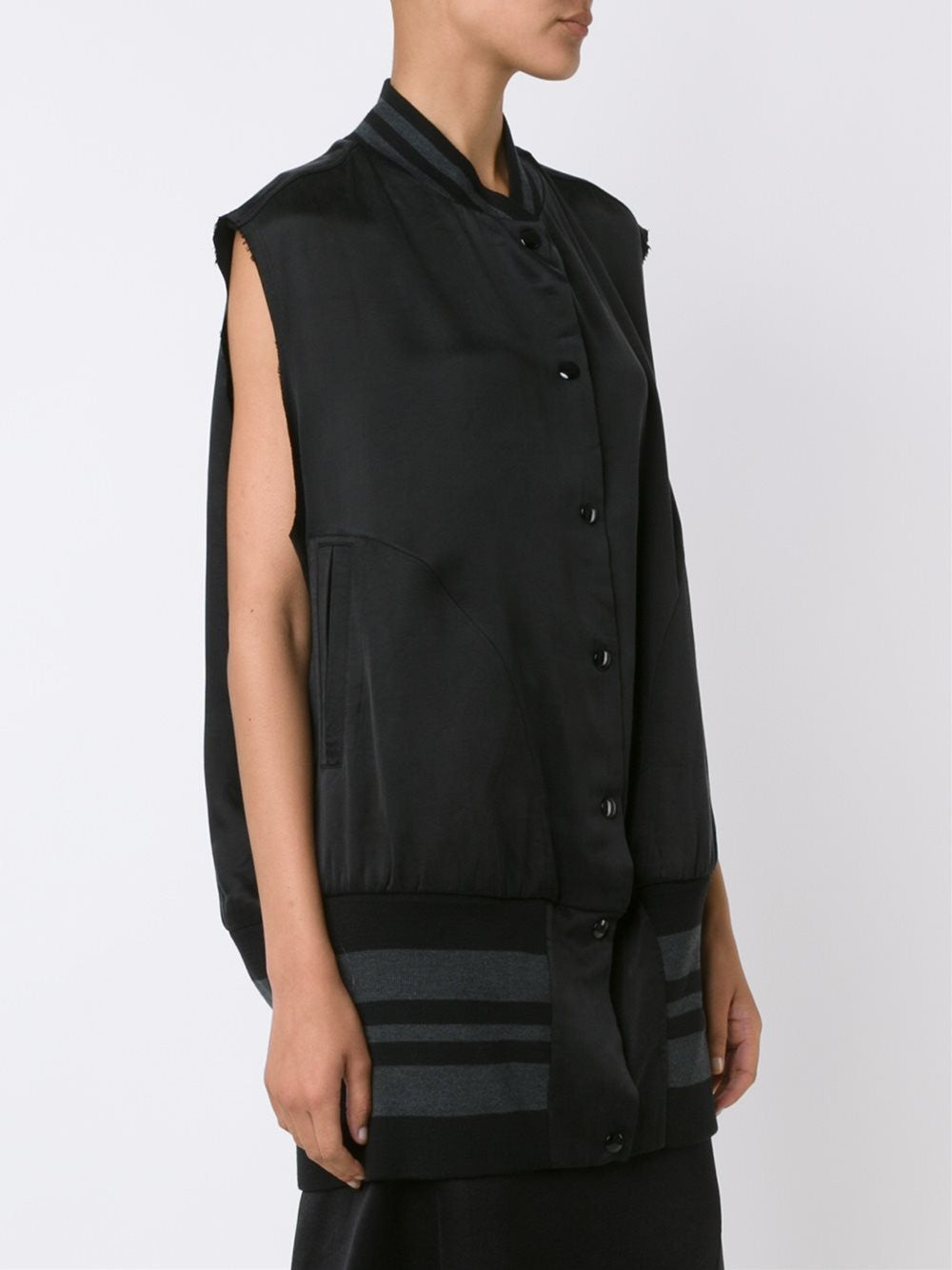 Sleeveless Coaches Jacket | S52FB0012 S45264