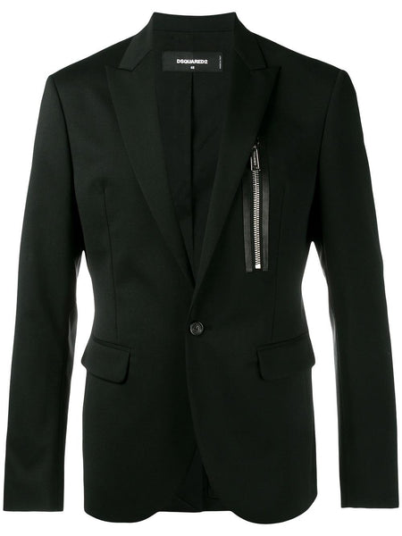 Zip-Pocket Blazer | S74BN0640-S42916