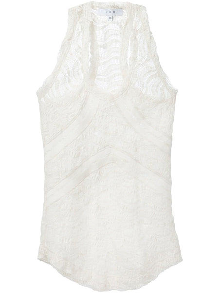 Lace Tank | 16WWP21 MIHALY