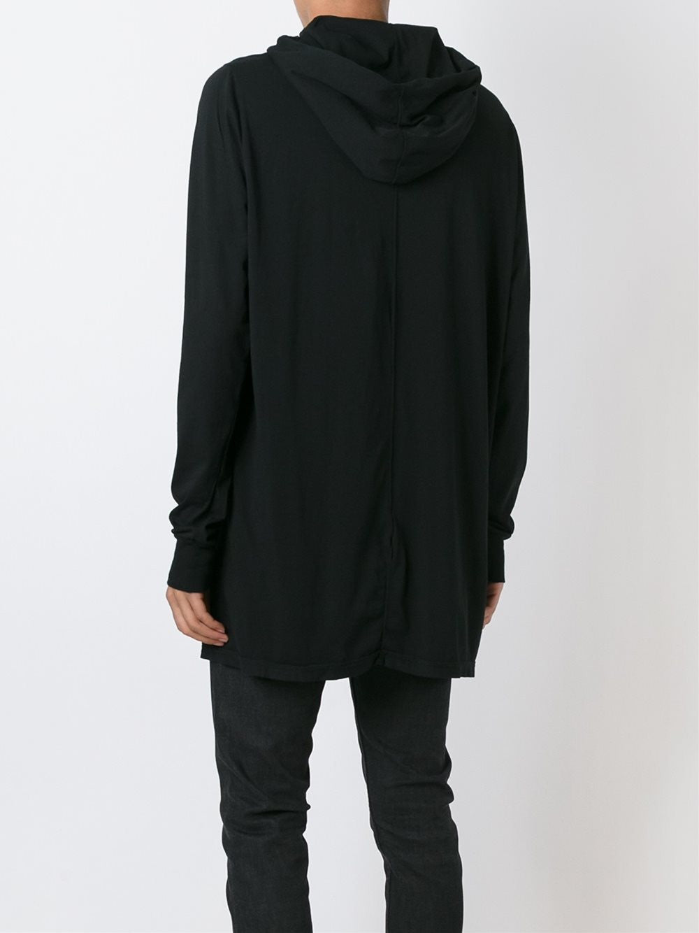 Long Hooded Tee | DU16F8-285 T