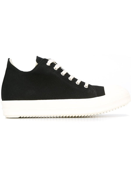Ribbed Lo-Top Sneaker | DU16F8802