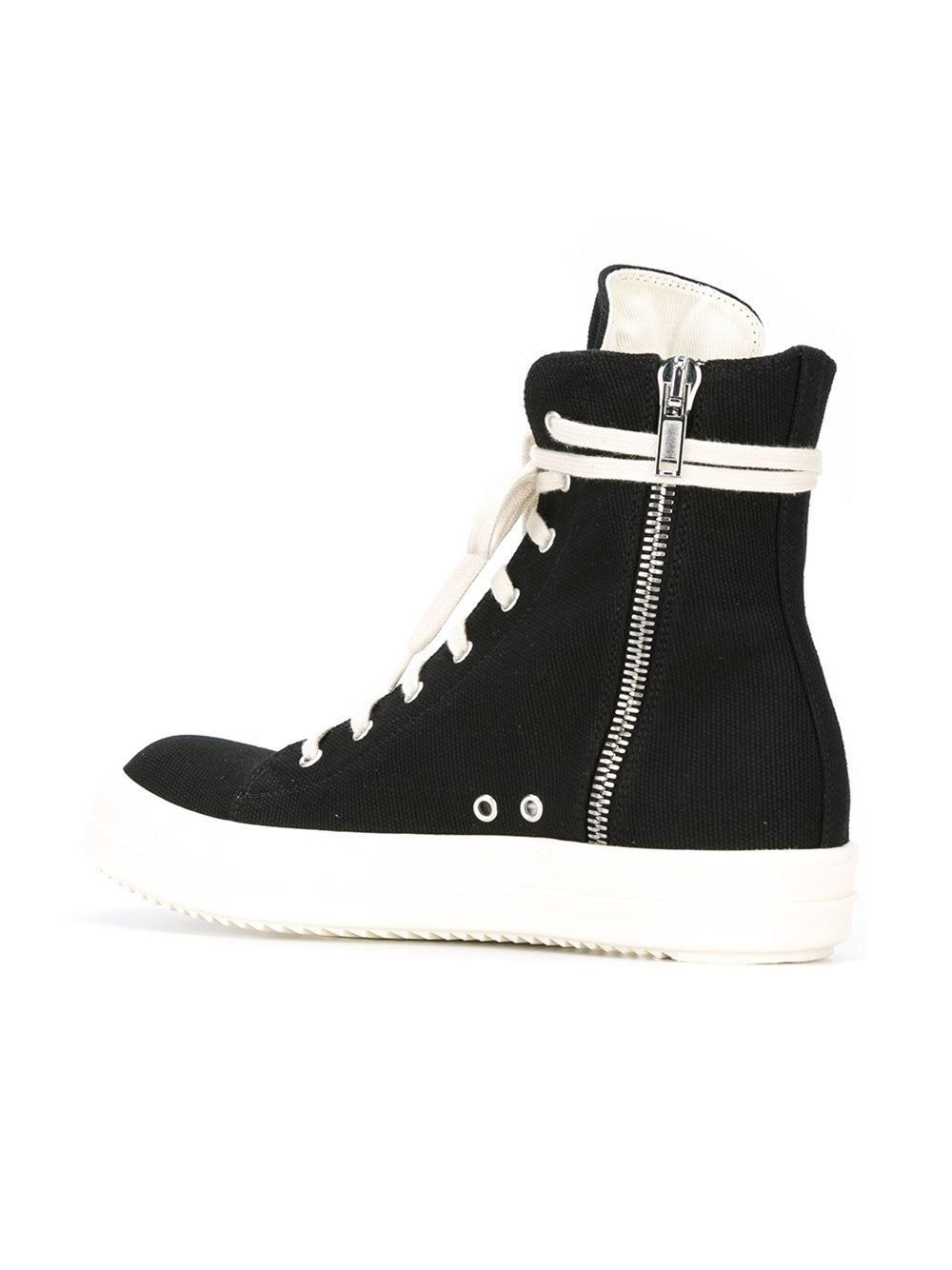Ribbed Hi-Top Sneaker | DU16F8801
