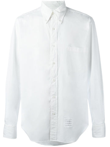 Cotton Poplin Shirt | MWL010E-00906 114