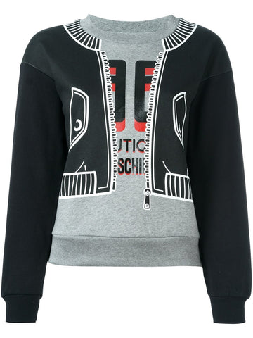 Jacket Graphic Pullover | 1704-5825