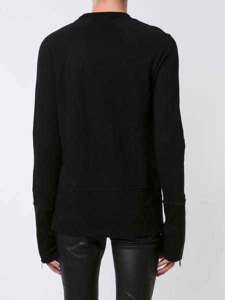 Decourative Pullover | 1602-3841-240