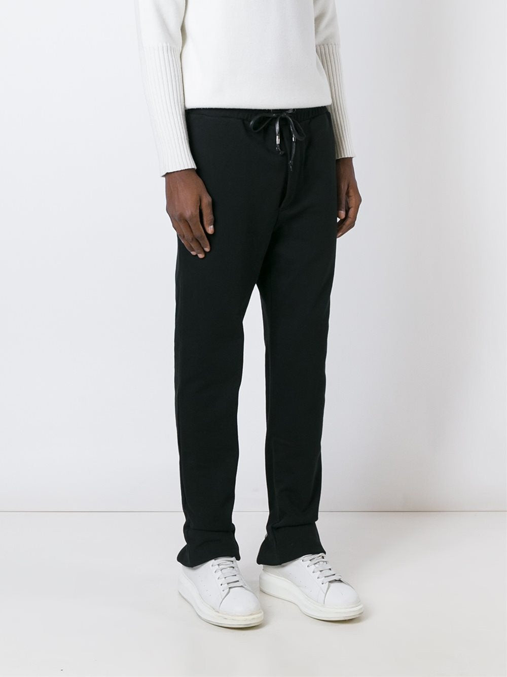 Tapered Cotton Jogger | K6661