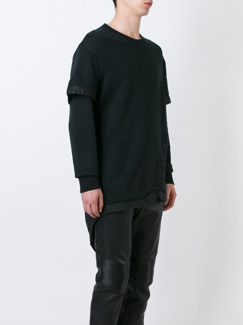 Layered Long Sleeve Tee | K6678