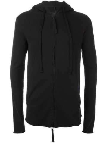 Zip-Up Cotton Hoodie | MSJ239