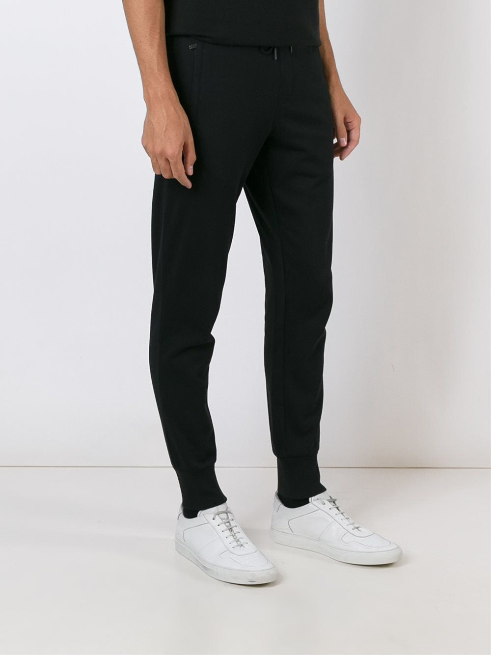 Slim Cotton Joggers | F47166MCLFT