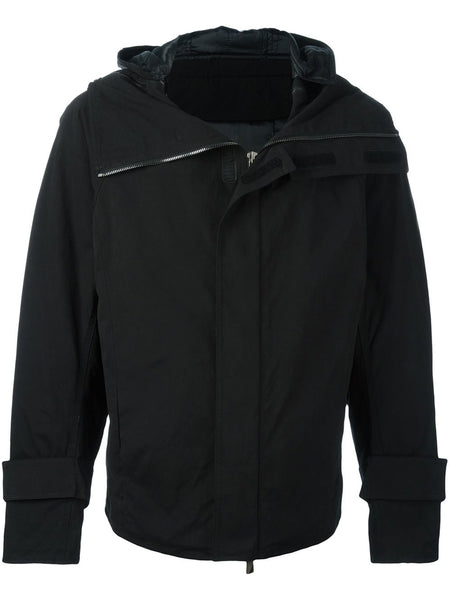 Zipped Nylon Jacket | K6621